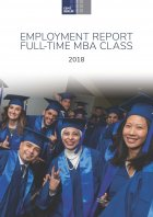 Employment report MBA2018