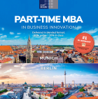 Part-time MBA 2020